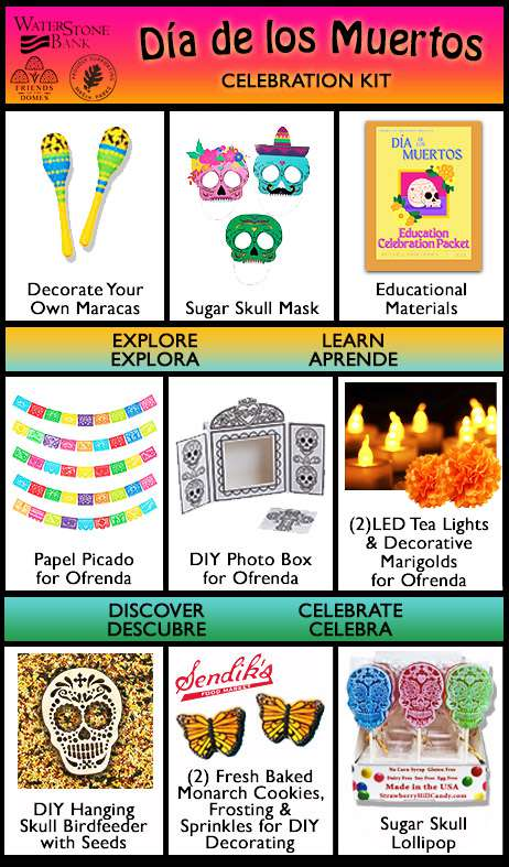 Day of the Dead Activity Kit