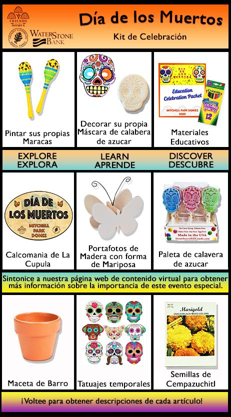 Day of the Dead Activity Kits