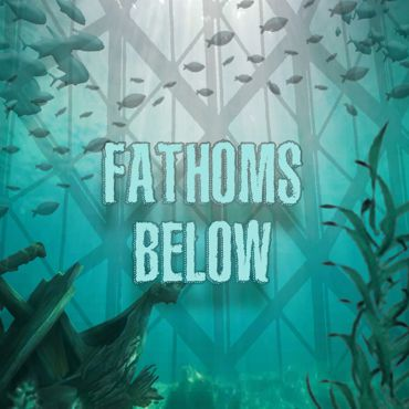 Fathoms Below - Underwater Floral Show