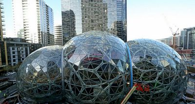 Amazon Spheres, Seattle WA