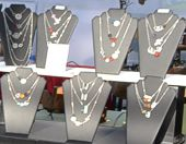 Jewelry at the Domes