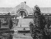 Early Conservatory Sunken Gardens