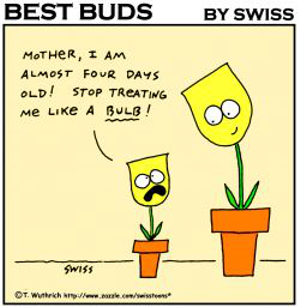 horticultural humor
