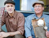 Live folk music New Years Eve with Fox and Branch